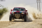 Nadir Magsi Running his Toyota Tacoma in NooriAbad Rally 2013